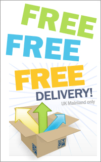Free Shipping to any UK postcode