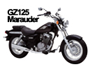 Click for Suzuki GZ125 Marauder Parts